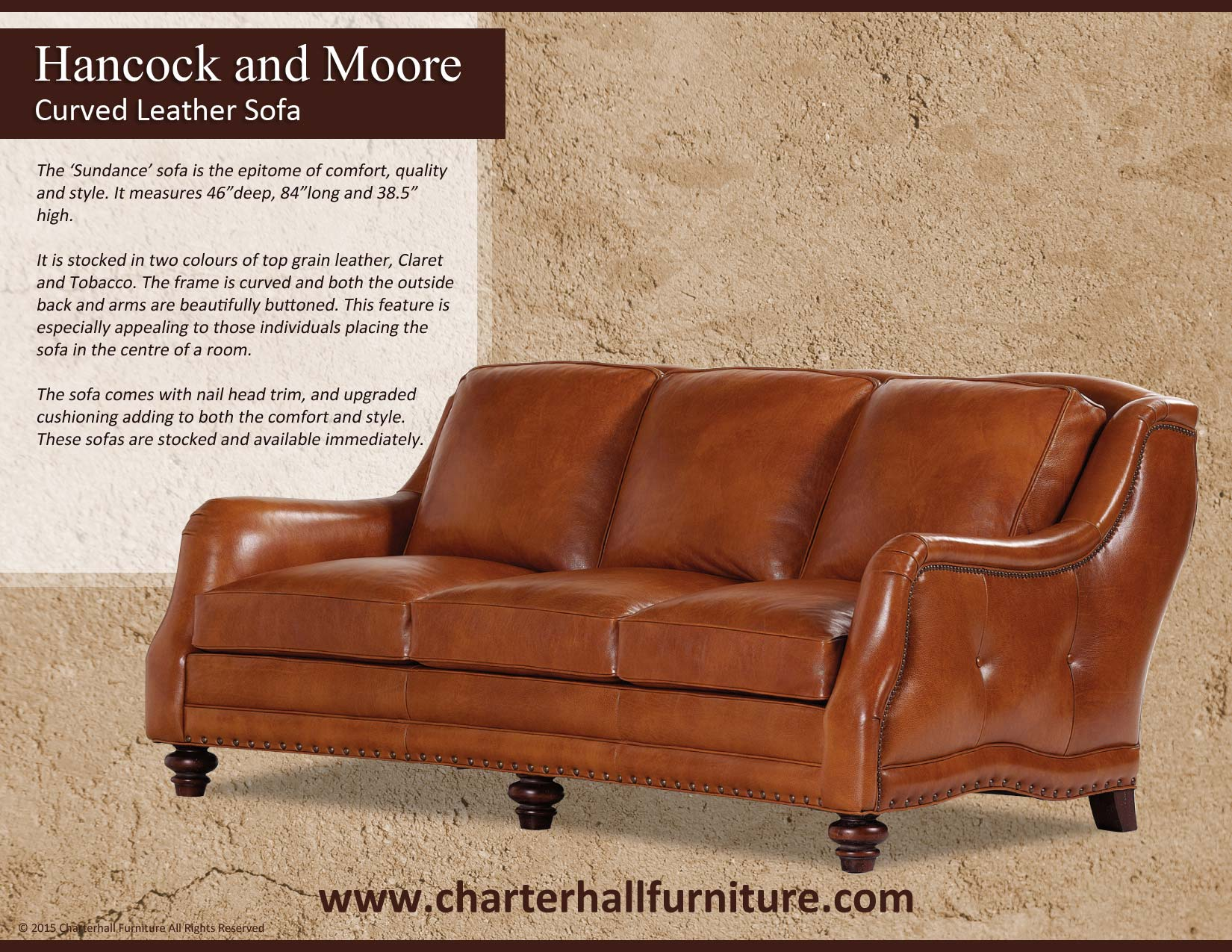 Charterhall Fine Interiors Purveyors of Fine Furniture